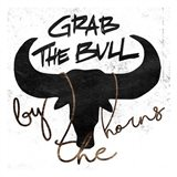 Grab The Bull Art Print