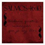 Salmos Quedense Art Print