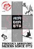 NO REGRETS - SNOW BOARDER Art Print