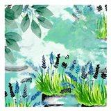 Summer Planters Art Print
