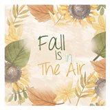 Fall Decor 1 Art Print