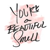 Beautiful Smell Art Print