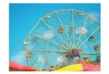 Coney Island Afternoon Art Print
