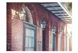 Nola Lanterns Art Print