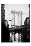Manhattan Bridge 1 Art Print