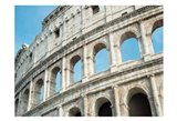 Roman Colosseum Arches Art Print