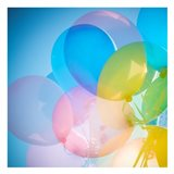 Balloon Balloons 1 Art Print