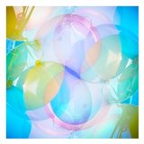 Balloon Balloons 2 Art Print