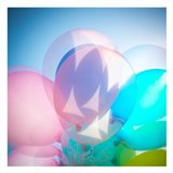 Balloon Balloons 3 Art Print