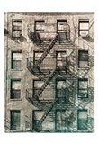 City Escapes 2 Art Print