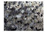Gray Minerals 1 Art Print