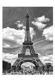Eiffel 5 Art Print