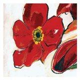 Poppy Reds 1 Art Print