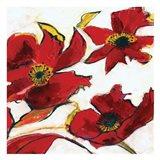 Poppy Reds 2 Art Print