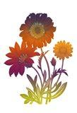 Color Bloom 2 Art Print
