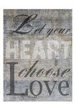 ChooseLove Art Print