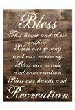 More Blessings Art Print