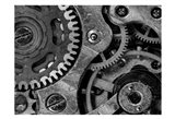 Shifting Gears Art Print