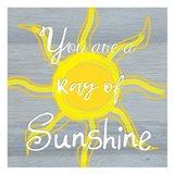 Ray Of Sunshine Art Print