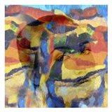 Abstract Beauty Art Print