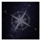 Navigate Space Art Print