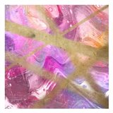 Abstract Vibration Art Print
