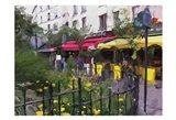 Place Du Petitpont Art Print