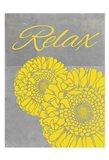 Spa Relax Art Print