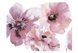 Flowering Pink Hues 1 Art Print
