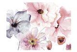Flowering Pink Hues 2 Art Print