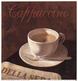 Cappuccino Cup Art Print