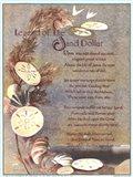 Legend of Sand Dollar Art Print