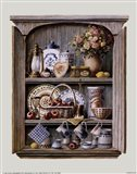 Kitchen Antiques Art Print