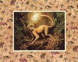 Safari - Monkey Art Print