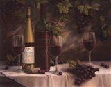 Insignia Wine Art Print
