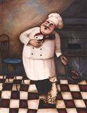 Chef II Art Print