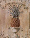 Pineapple - Prosperity Art Print