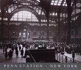 Penn Station-New York Art Print
