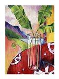Tropical Still Life II Art Print