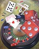 Roulette Art Print