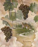 Toscana - Abbondanza Art Print