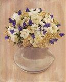 Flowers in Vase 2 Art Print