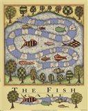 Fish Game Art Print