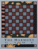 The Harmony Game Art Print