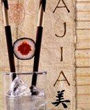 Ajia Art Print