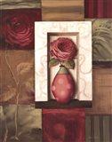 Rose Study I Art Print