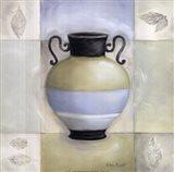 Decorative Urn II Art Print