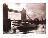 Flying Boat - London Art Print
