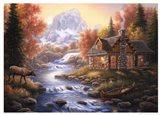 River Run (Mini) Art Print