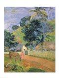 Landscape, 1899 Art Print